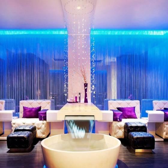 W Hotel Bathtub