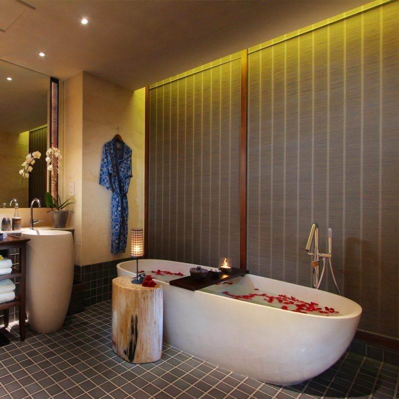 Terrazzo Bathub Hotel Fairmont Sanur Beach - Bali
