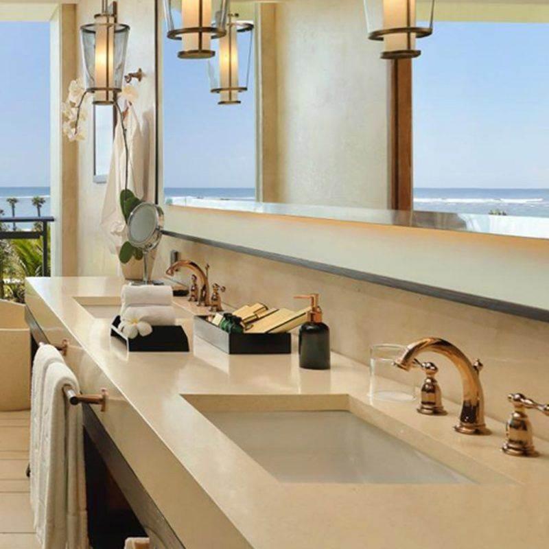 Terrazzo Top Table Vanities